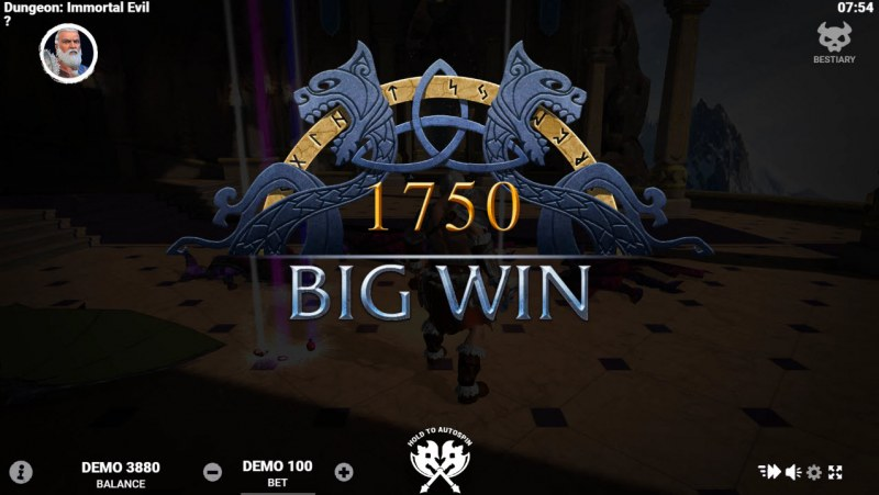 Dungeon Immortal Evil :: Big Win