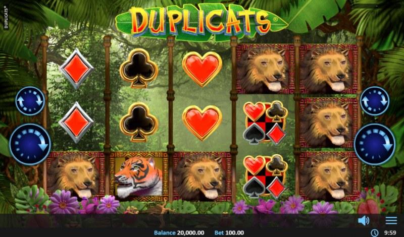 Duplicats :: Main Game Board