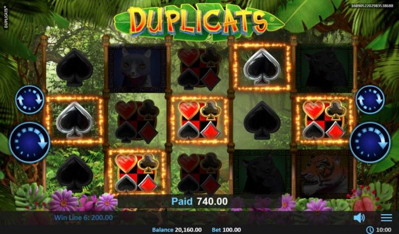 Duplicats :: Five of a kind