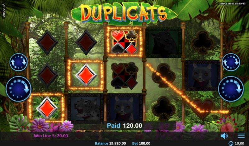 Duplicats :: Three of a kind