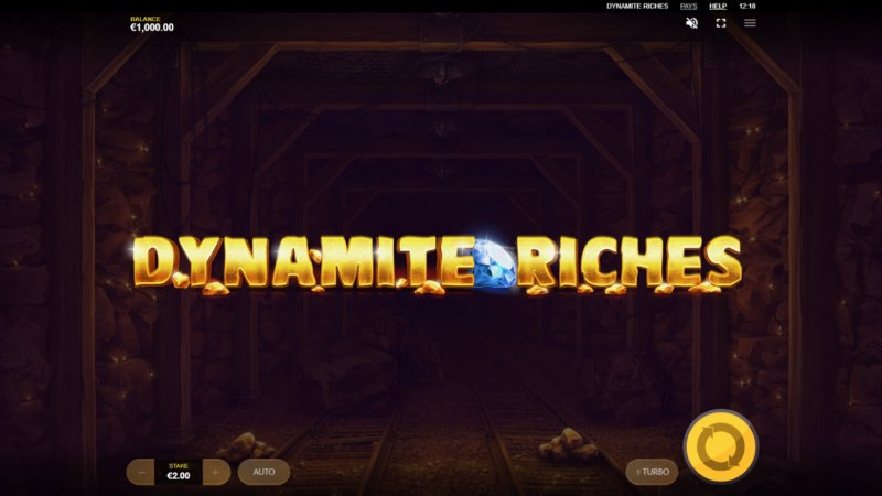 Dynamite Riches :: Introduction