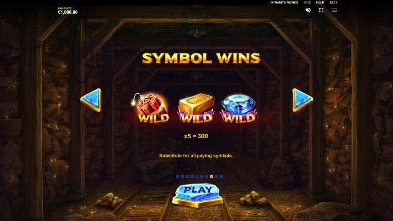 Dynamite Riches :: Symbol Wins
