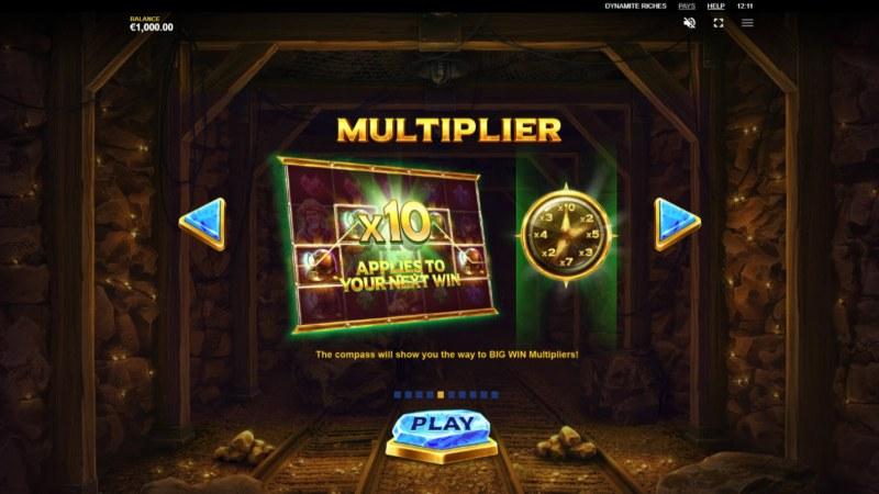 Dynamite Riches :: Multiplier