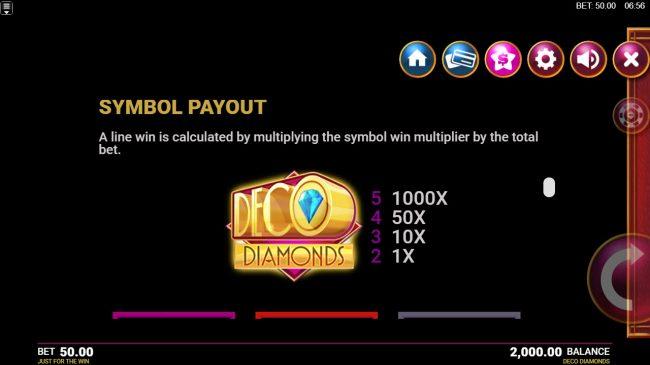 Deco Diamonds :: High Value Symbols