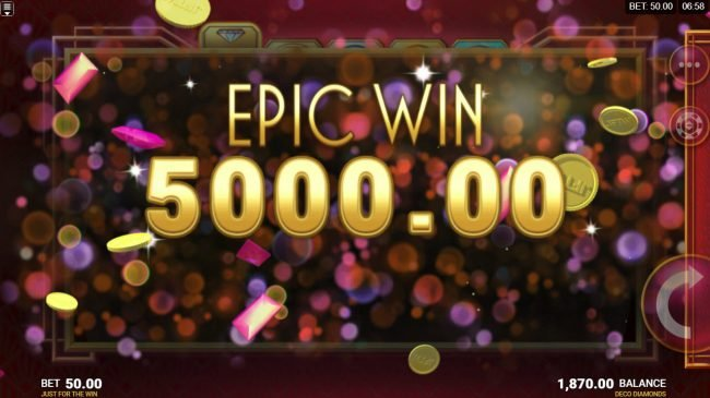 Deco Diamonds :: Epic Win