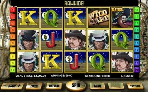 Play slots at Gorilla: Gorilla featuring the Video Slots Desperados with a maximum payout of $200,000