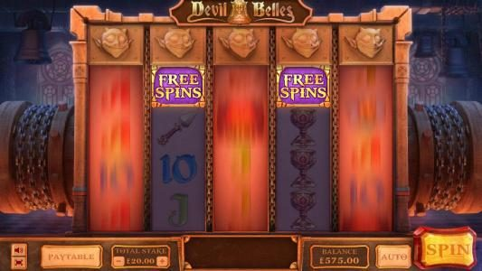reels are lockewd for free spins