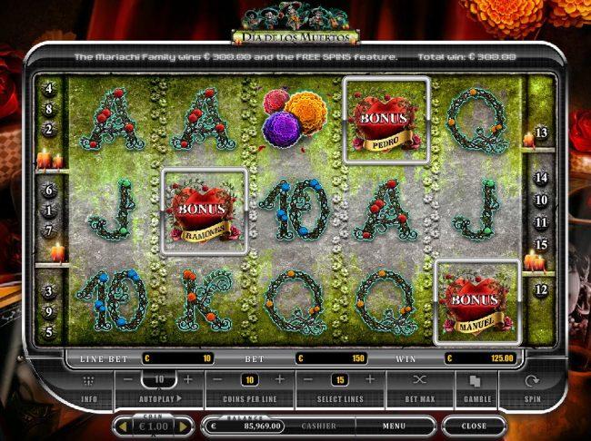 Spiele Dia De Muertos - Video Slots Online