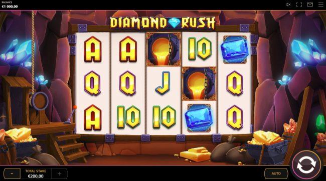 Diamond Rush :: Main Game Board