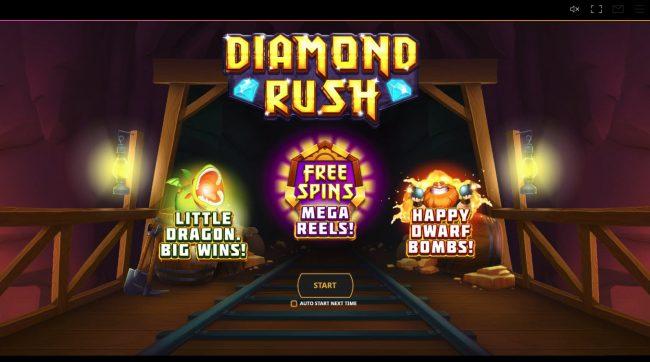 Diamond Rush :: Introduction