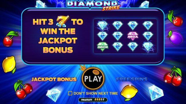 Diamond Strike :: Introduction
