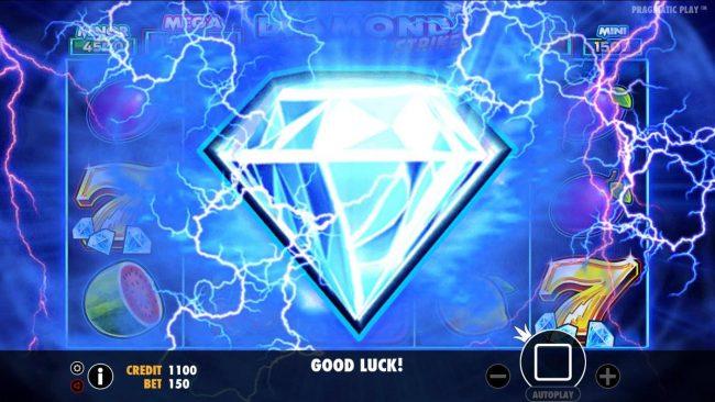 Diamond Strike :: Feature triggered
