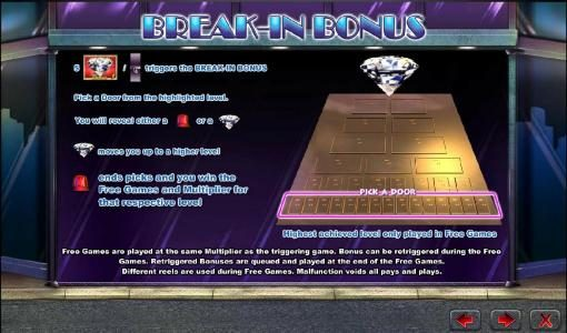 TS featuring the Video Slots Diamond Tower with a maximum payout of $2,000