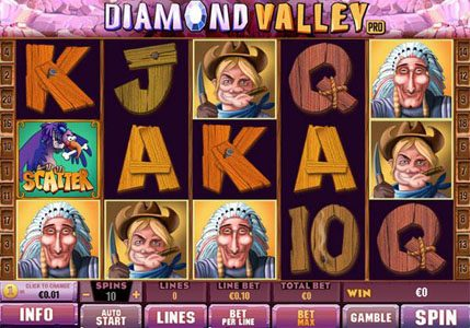 Play slots at Palace VIP: Palace VIP featuring the Video Slots Diamond Valley with a maximum payout of Jackpot