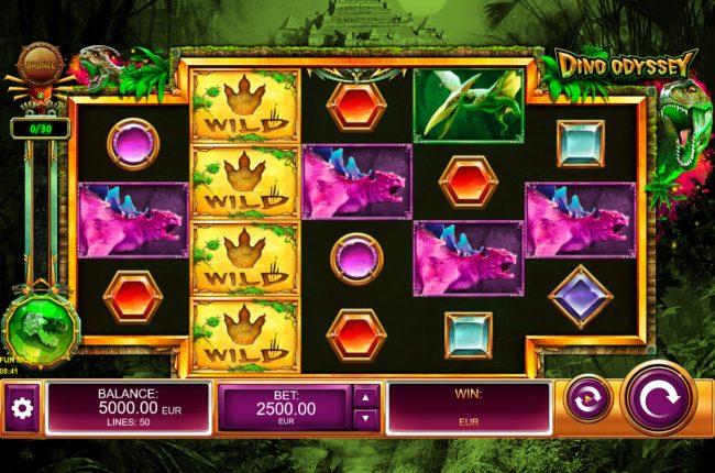 Main Game Board