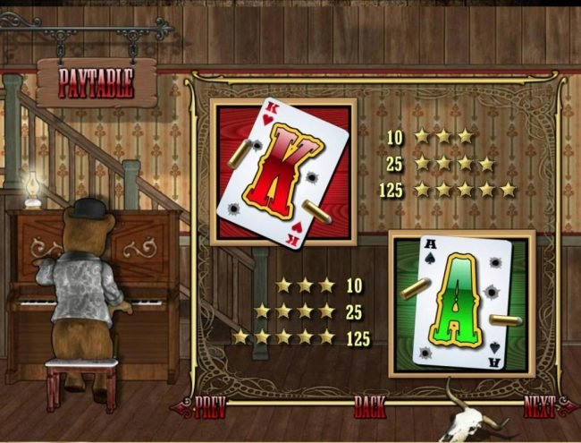 Tangiers featuring the Video Slots Dog City with a maximum payout of $200,000