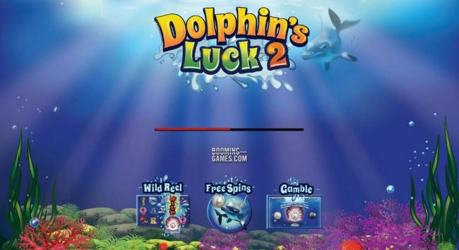 Play slots at Pokie Place: Pokie Place featuring the Video Slots Dolphin's Luck 2 with a maximum payout of $60,000