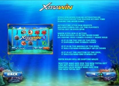 xtrawin feature rules and how to play