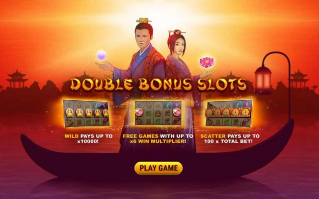Play slots at Videoslots: Videoslots featuring the Video Slots Double Bonus with a maximum payout of $500,000