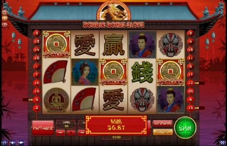 Casdep featuring the Video Slots Double Bonus Slots with a maximum payout of $2,500,000
