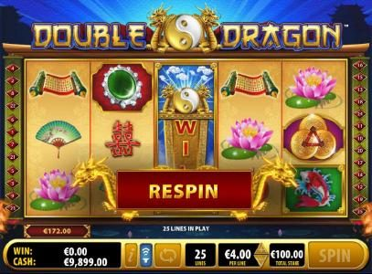 CasinoCasino featuring the Video Slots Double Dragon with a maximum payout of $5,000