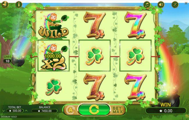 Doublin' Gold :: Big Win