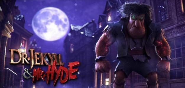 Dr. Jekyll and Mr. Hyde Splash Screen