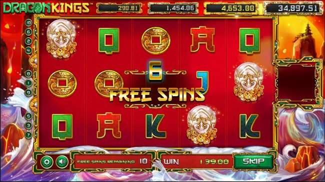 Free Spins Retriggered