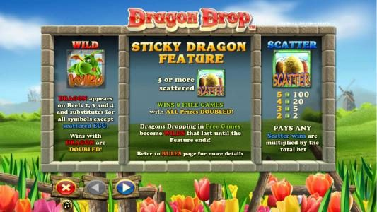 Play slots at Lapalingo: Lapalingo featuring the Video Slots Dragon Drop with a maximum payout of $10,000