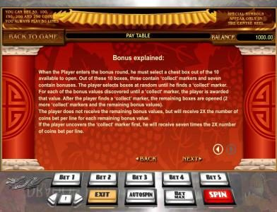 Casdep featuring the Video Slots Dragon Lair with a maximum payout of $250,000
