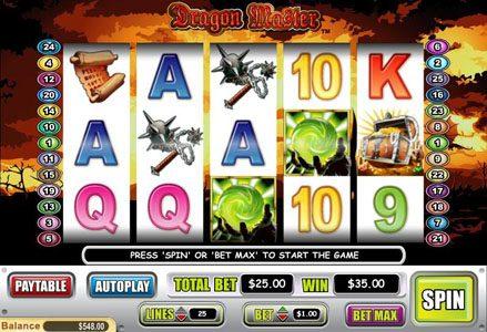 Dragon Master ::