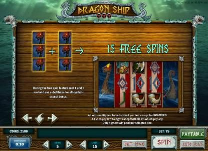 House of Jack featuring the Video Slots Dragon Ship with a maximum payout of $625