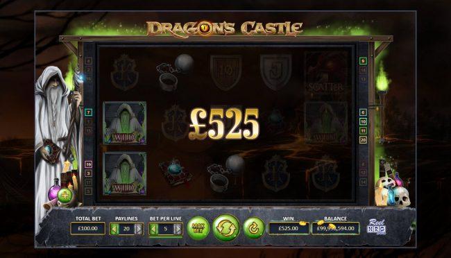 Dragon's Castle :: Wizard Feature