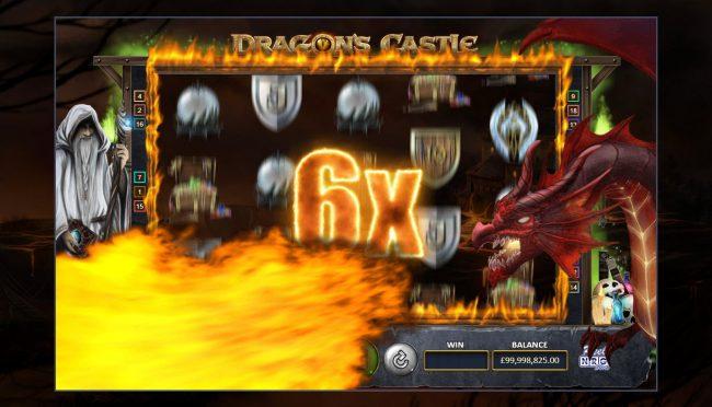 Dragon's Castle :: Dragon Multiplier