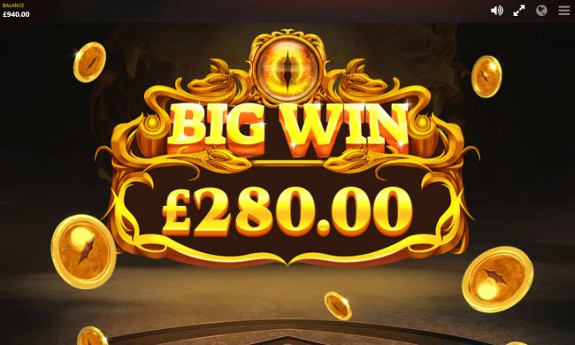 Dragon's Fire :: Big Win