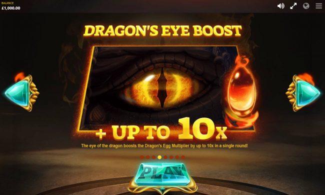 Dragon's Fire :: Dragon's Eye Boost