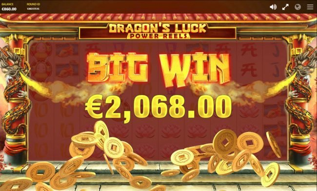 Zet Casino featuring the Video Slots Dragon's Luck Power Reels with a maximum payout of $77,760
