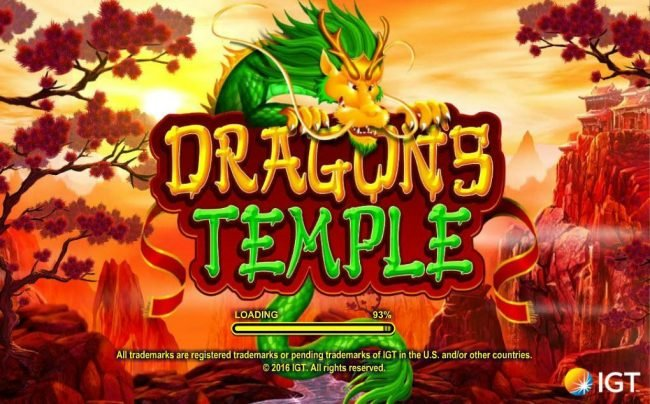 Play slots at Coral: Coral featuring the Video Slots Dragon's Temple with a maximum payout of $25,000,000