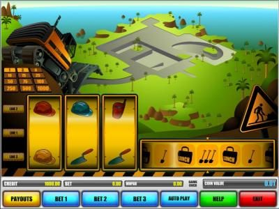 Long Harbour featuring the Video Slots Dream House with a maximum payout of $250