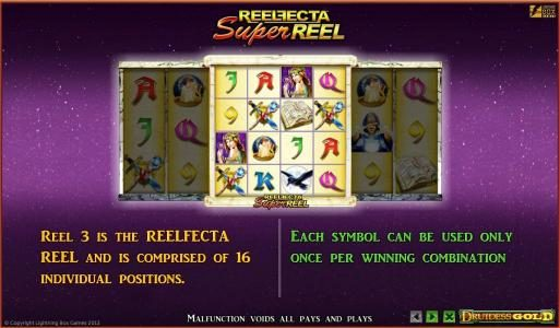 Karamba featuring the Video Slots Druidess Gold with a maximum payout of $78,250