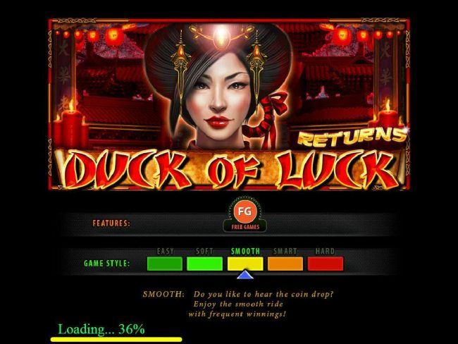 Play slots at Argo: Argo featuring the Video Slots Duck of Luck Returns with a maximum payout of $100,000