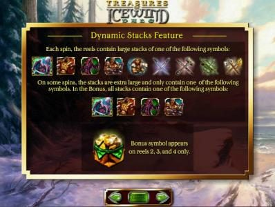 Dungeons & Dragons - Treasure of Icewind Dale :: dynamic stacked feature rules