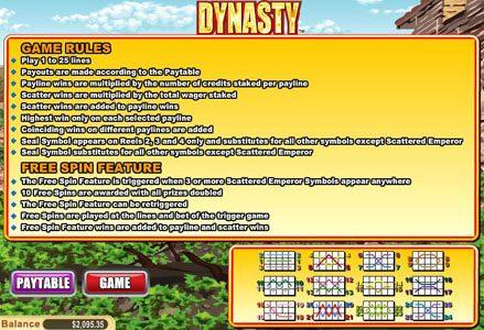 Dynasty ::