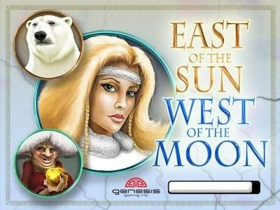 East of the Sun West of the Moon :: Game loading splash screen.