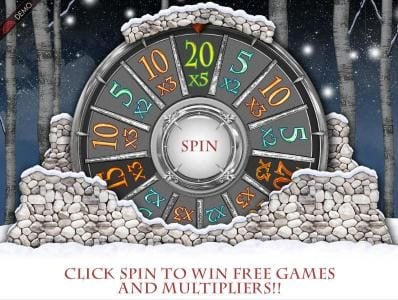 East of the Sun West of the Moon :: The Winter Wheel Feature - Click spin to win a prize award.