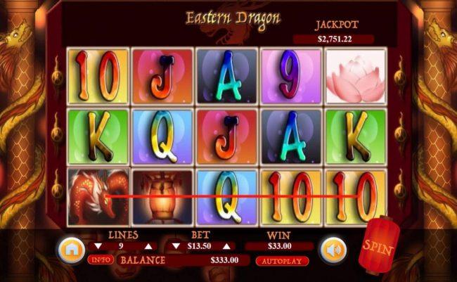 Spiele Eastern Dragon / Scratch - Video Slots Online