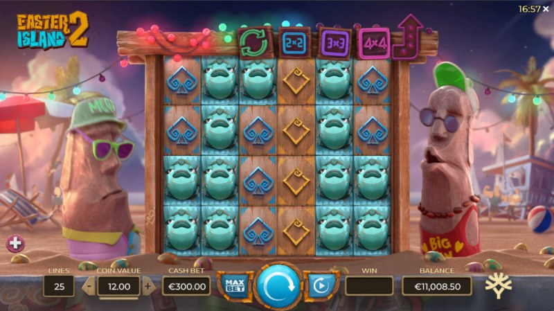 Easter Island 2 :: Main Game Board