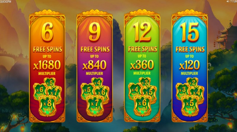 Eastern Emeralds :: Pick Your Free Games