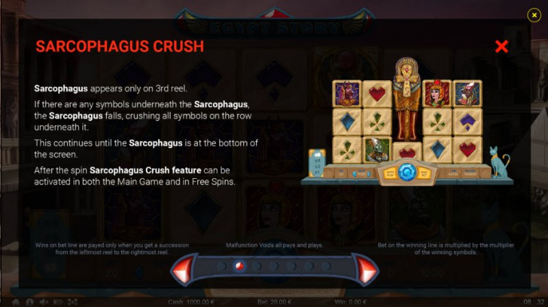 Egypt Story :: Sarcophagus Crush