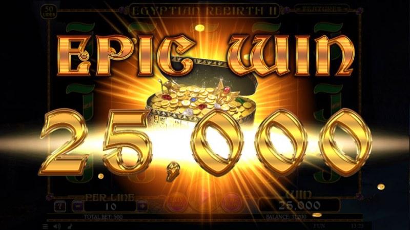 Egyptian Rebirth II :: Epic Win